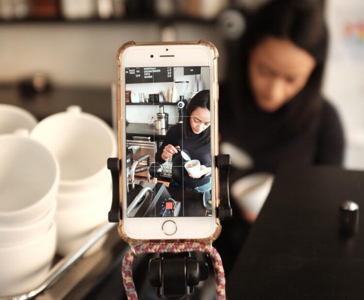 Instagram Coaching für Kaffeebranche