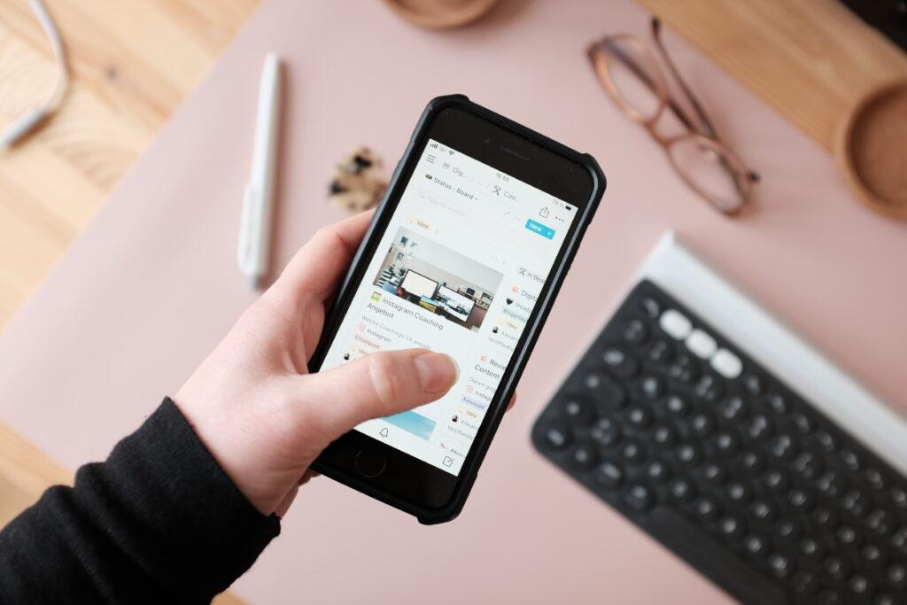 Digital Content Brain als App